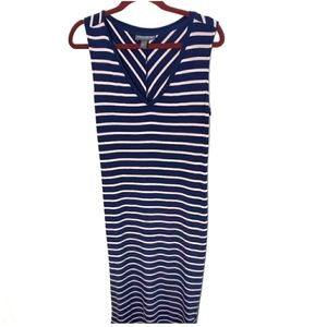 A Pea In The Pod dress maternity size large